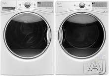 Whirlpool WHI9290FL Whirlpool 9290 Series Front Load Washer and Dryer