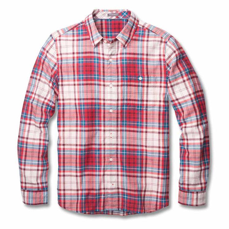 Cuba Libre Long-Sleeve Shirt for Men