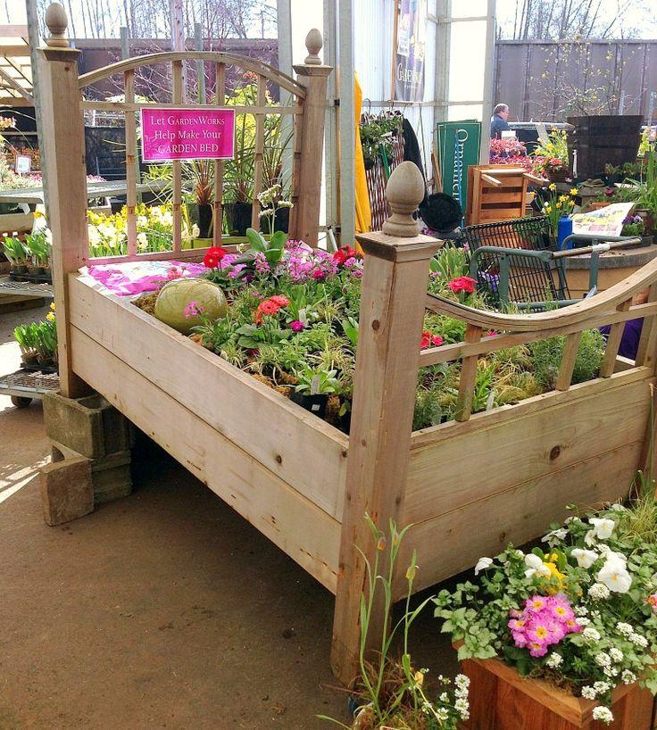 49 best DIY Garden Beds images on Pinterest | Gardening ...