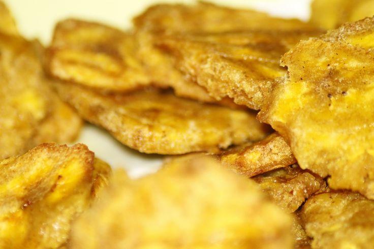 Tostón de Plátano