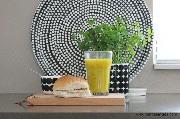 Lunch with Marimekko www.buitendelijntjes.com