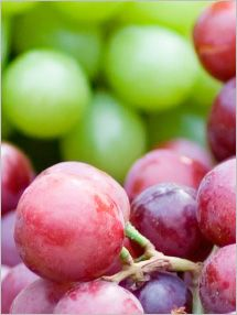 Fruit and Vegetable Database : Grapes Nutrition, Storage, Selection, Preparation: Benefits to Health : Fruits And Veggies More Matters.org
