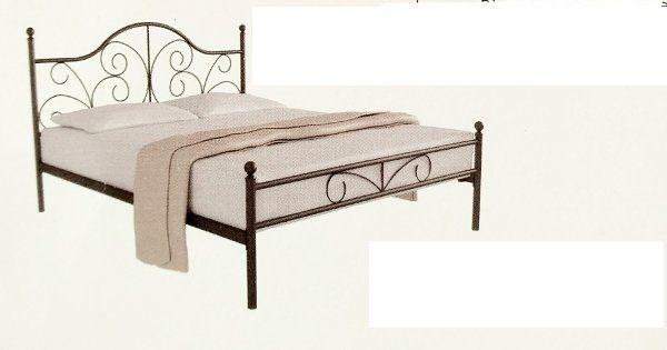 Gambar Tempat Tidur Besi