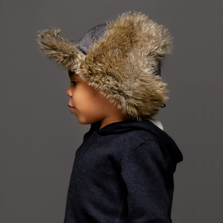 Experiencing -10 degree today? Check this Cute Gorgeous Hat from #Nobis #KidsFashion www.enjibebe.com