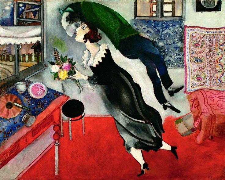Más de 1000 imágenes sobre Marc Chagall en Pinterest ... Chagall Witte Kruisiging