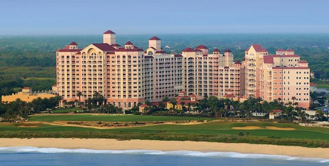 A review of Hammock Beach Resort in Palm Coast Florida. We loved the sprawling pools, gorgeous beaches and family-friendly accommodations and amenities!