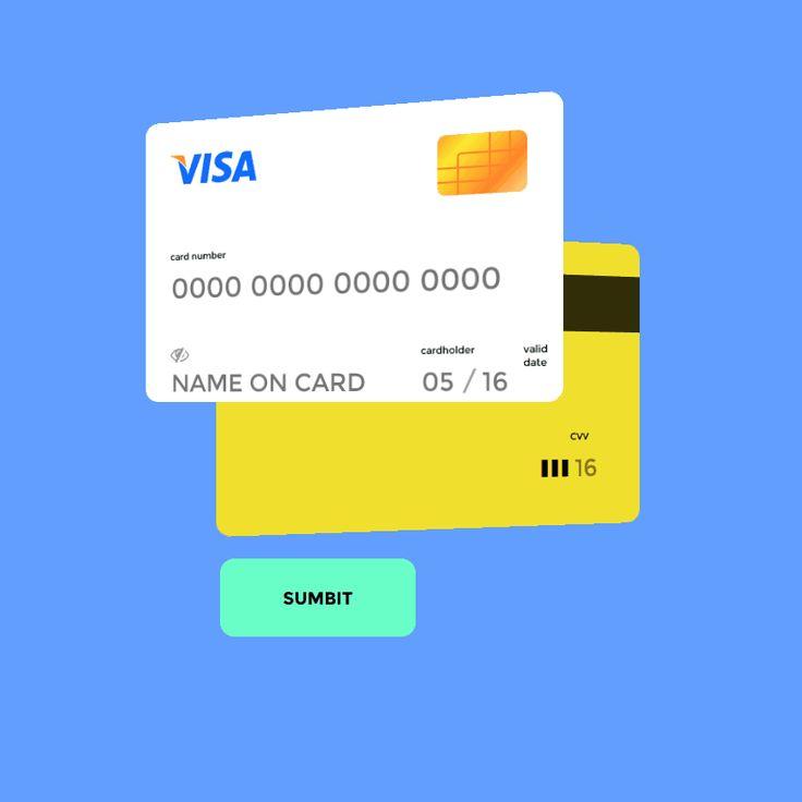 8 best Web development images on Pinterest Web development - credit card form