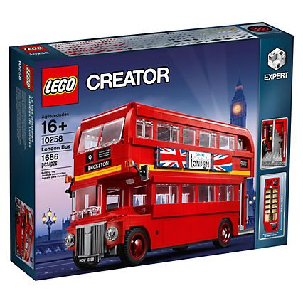 London Bus | LEGO Shop