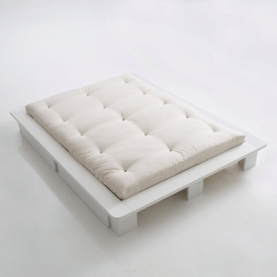 Yli tuhat ideaa matelas futon pinterestiss futon banquette convertible ja - Banquette lit double ...