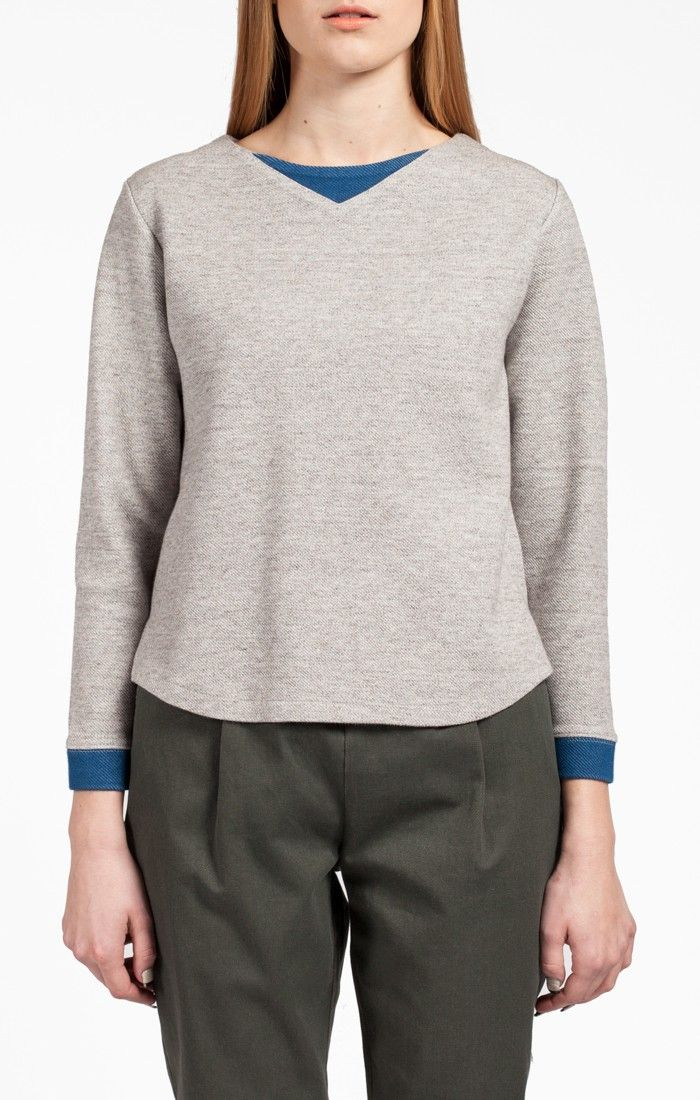 Lifetime Collective / Women's Collection / Knits / Sweatshirts / Joni Pullover
