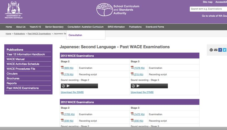 Wace papers
