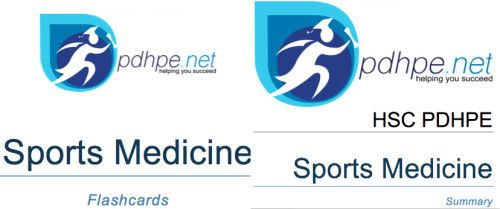 sports med summaries and flashcards