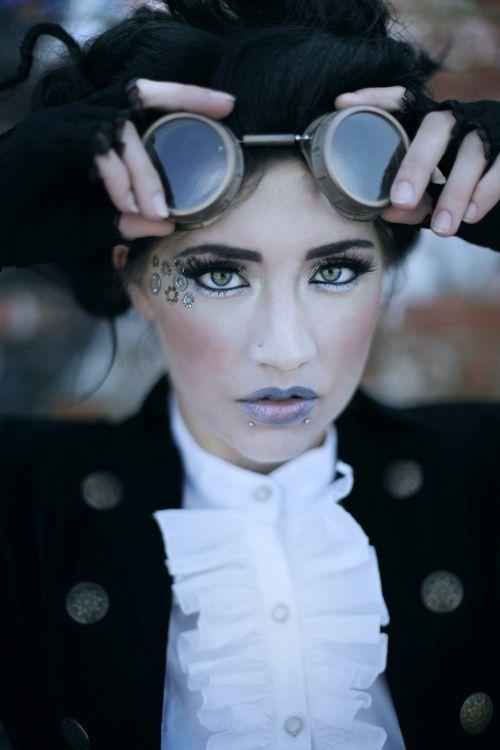 25 Best Ideas About Steampunk Makeup On Pinterest