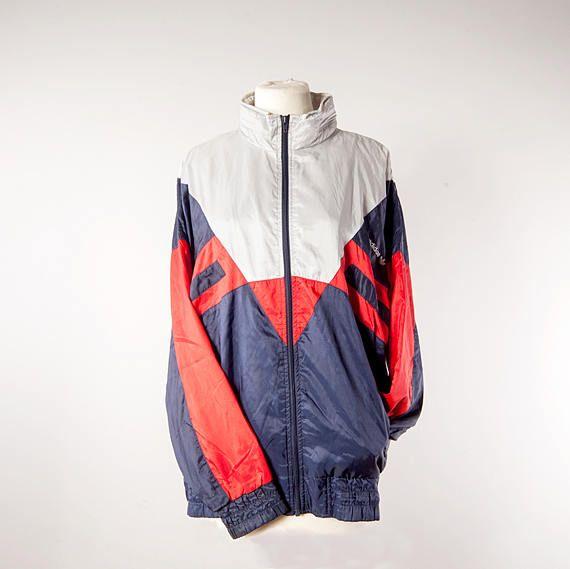 Vintage Adidas Windbreaker90s windbreakerAdidas vintage