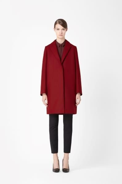 Хочу красное пальто