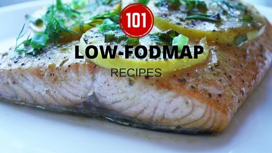 101 Easy Low FODMAP Recipes