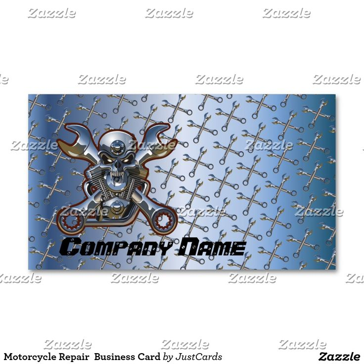25 best Motorcycle Themd Business Cards images on Pinterest - motorcycle repair sample resume