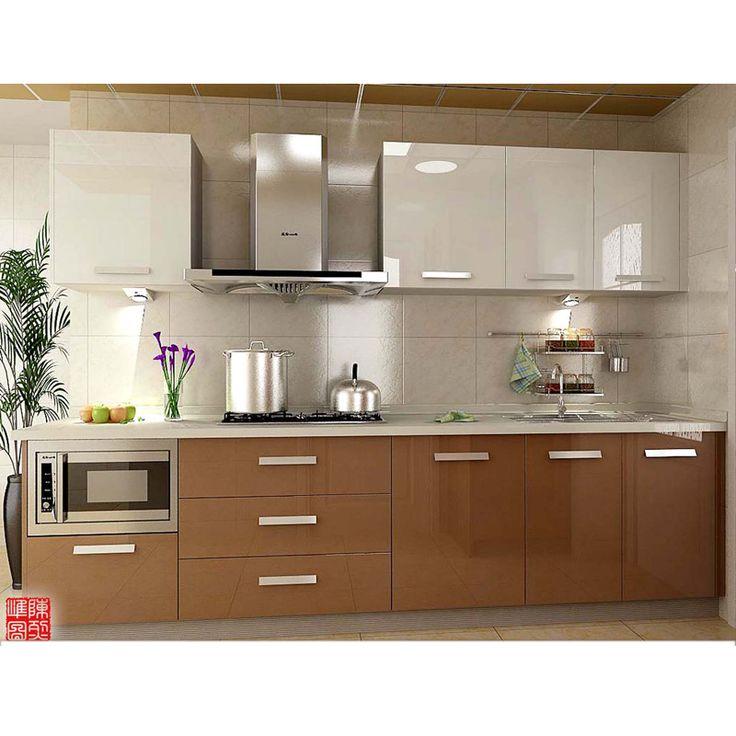 Fitted Kitchen Interior Designs Ideas Kitchen Cabinet: Popular Kitchen Cabinet In Vietnam Model: OP13-CA-071