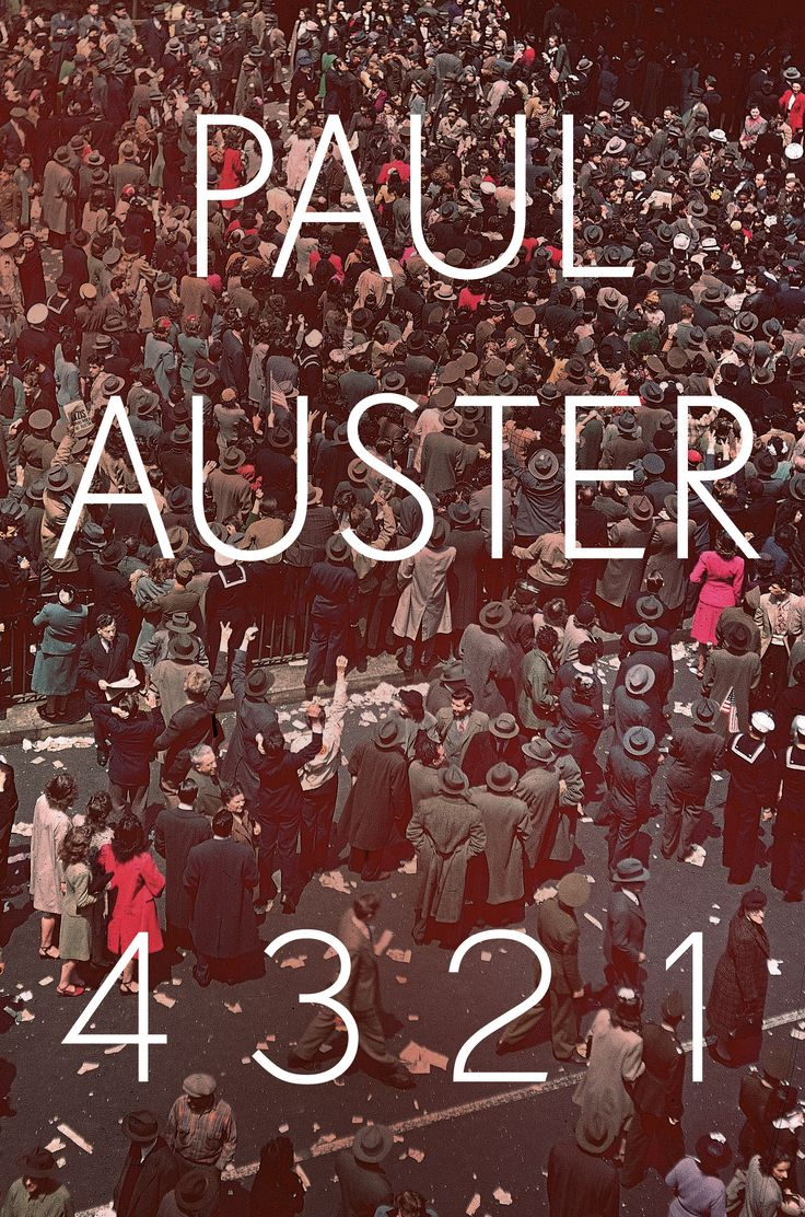 Shortlisted for the Booker Prize.  Four versions of one boy's life.  Read the review at The New York Times: https://www.nytimes.com/2017/01/31/books/review/4-3-2-1-paul-auster.html?mcubz=1