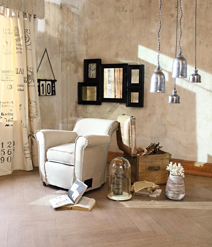 pin by loberon on wohnen im industriestil pinterest. Black Bedroom Furniture Sets. Home Design Ideas