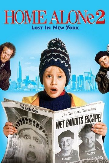 Home Alone 2 Lost In New York Odin Doma 2 Zateryannyj V Nyu Jorke