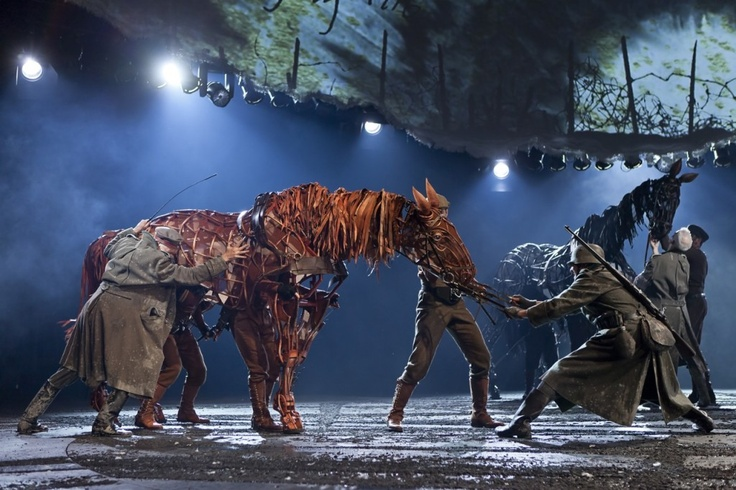 Photo from War Horse (Mirvish Productions)