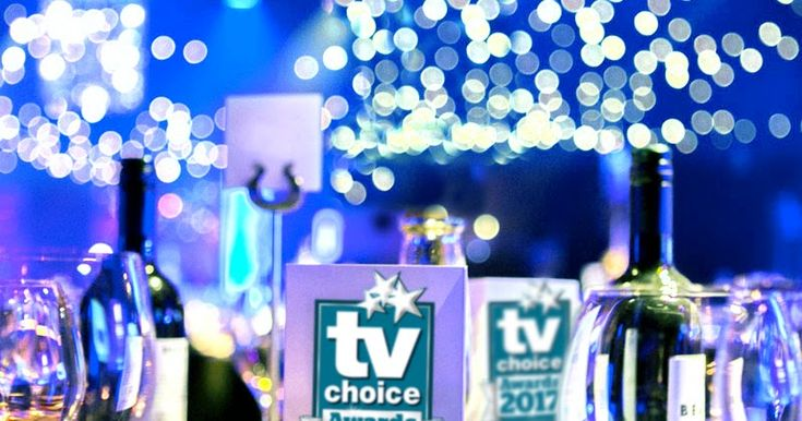 Vote for Corrie! TV Choice Awards 2017