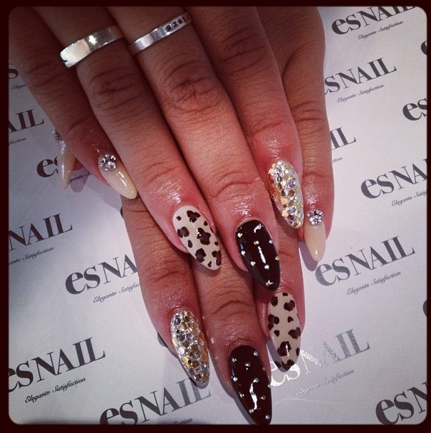 Es Nail Los Angeles: 30 Best Nails Images On Pinterest