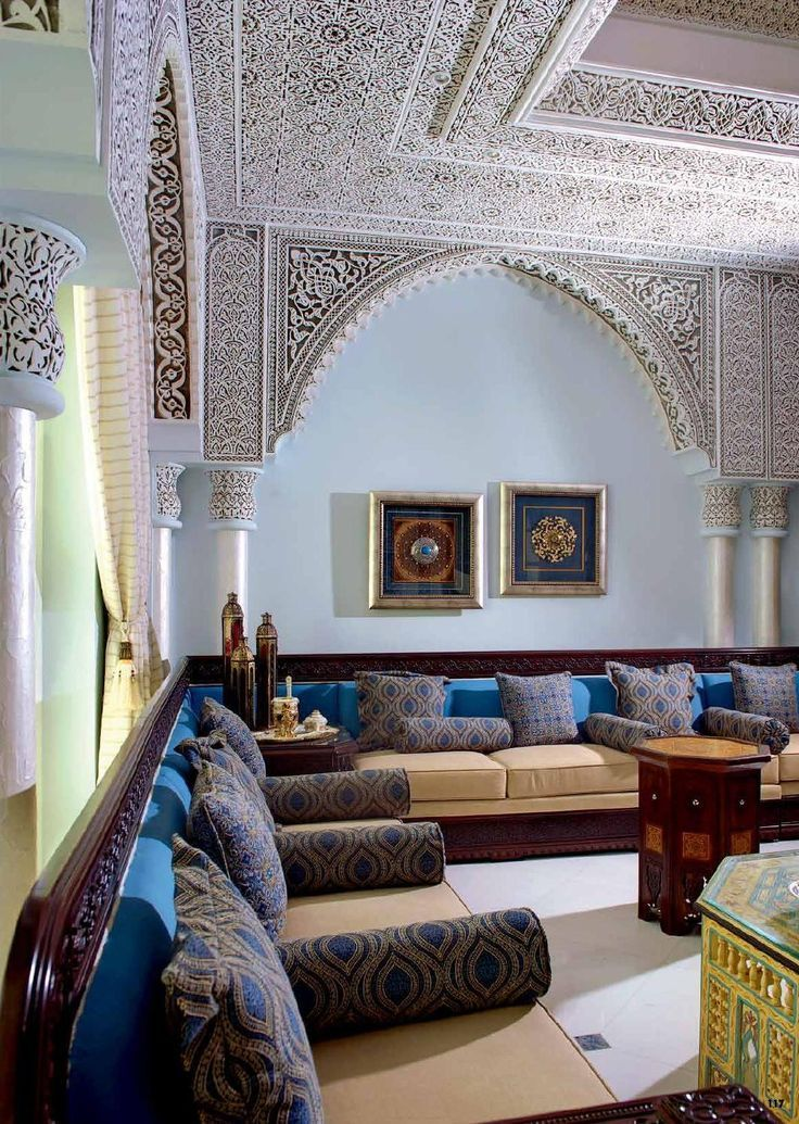 Di 10 2013 Residential Interior Design Moroccan Home Decor Residential Interior