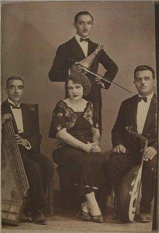 This is Roza Eskenazi she was a Jewish-Greek...