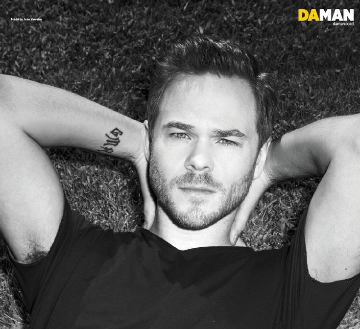 Shawn Ashmore. I loved him as iceman on xmen. Jimmy Olsen on smallville and now he's amazing on the following!
