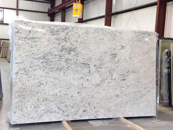 Colonial White Granite Slab 128 | Home Decor | Pinterest | Granite ...