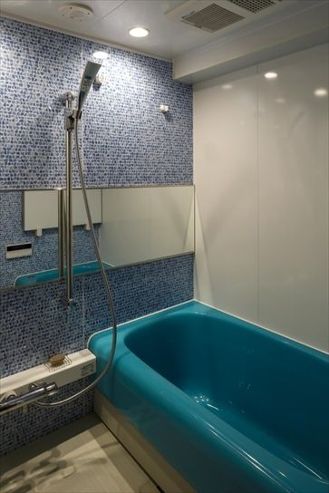 リフォーム・リノベーションの事例 浴室