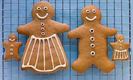 It's getting on for that time of year again. This is my go-to gingerbread recipe.