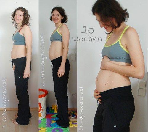 Schwangerschaft #2 - Woche 20  http://fitundgluecklich.net/2016/02/20/schwangerschaft-2-woche-20/