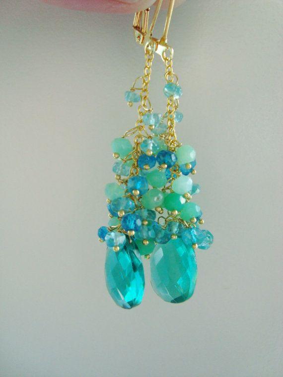 1105 best best earrings ever images on Pinterest | Earrings, Bead ...