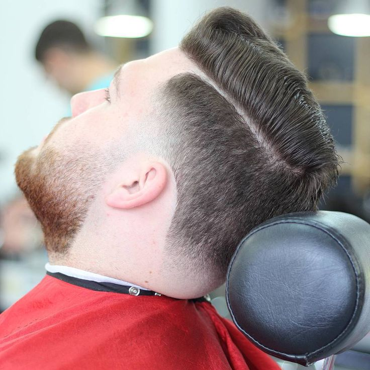 Combover Haircuts for Men