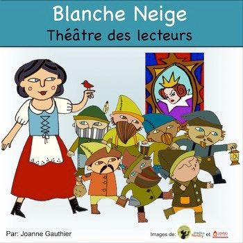 This fairy tale readers' theatre script is especially written for French language learners, with roles for Beginning, Early Transitional and Fluent readers. Reading levels are geared towards French Immersion/Dual Language Grade 1 and 2 students, but could be used with any beginner-low intermediate French Language class. Voici un texte de conte de fées pour