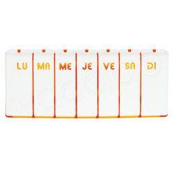 Piluliers: achetez Pilbox Tempo Pilulier Semainier à bas prix. Avis des produits COOPER sur notre parapharmacie en ligne.