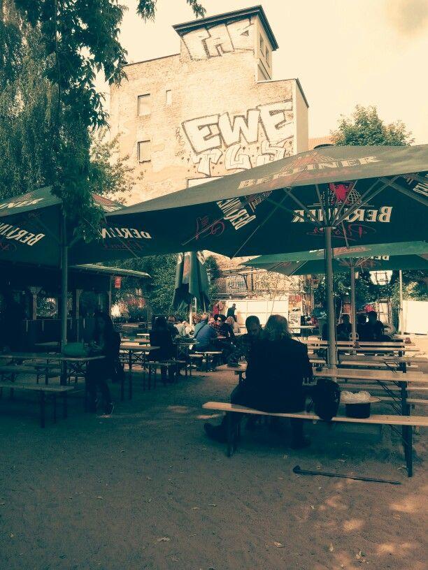 Yaam, berlin