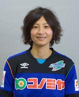 スペランツァFC大阪高槻の選手。FWの島村 裕子