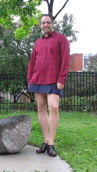More looks by Daniel C: http://lb.nu/dcc2904  #kilt #pantyhose #heels