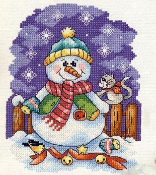 Снеговик.. Обсуждение на LiveInternet - Российский Сервис Онлайн-Дневников