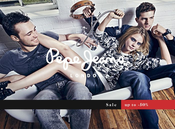 Pepejeans Sale up to -50% #jeansstore #online #store #sale #pepejeans