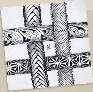 Zentangle art-ideas   :: Zentangle & Zendoodle Patterns :: by Keunsup Shin
