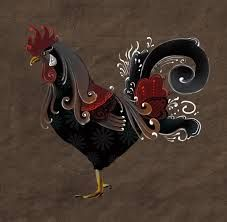 Image result for rosemaling chicken