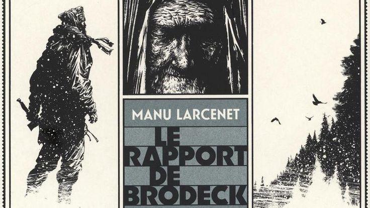 Avec le premier tome de l'adaptation du Rapport Brodeck, Manu Larcenet signe un roman graphique d'une rare puissance.