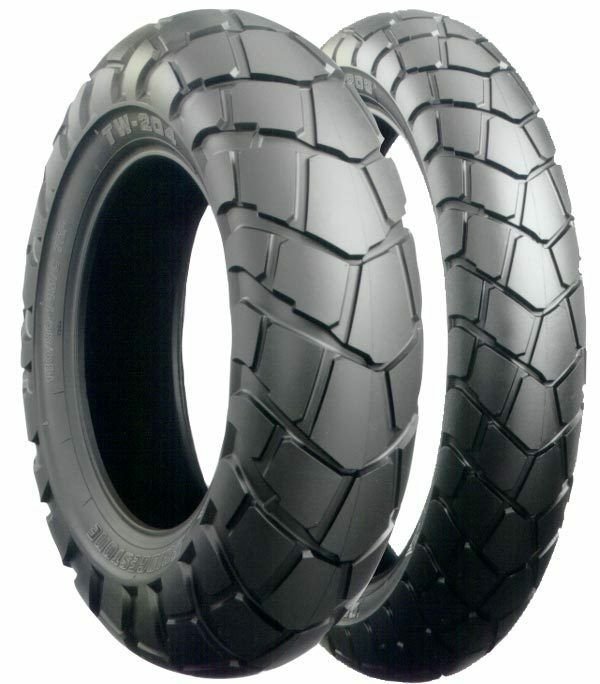 Bridgestone Trail Wing TW203 Dual//Enduro Front Motorcycle Tire 130//80-18