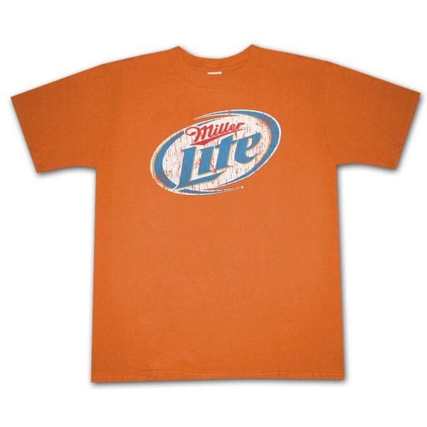 263 best images about booze t shirts on pinterest logos for Vintage miller lite shirt