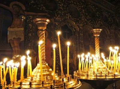 Περιβόλι της Παναγιάς: Προσευχή για την γλωσσοφαγιά από το Άγιον Όρος (Διαβάστε την όλοι)